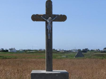 La croix de Kermorvan