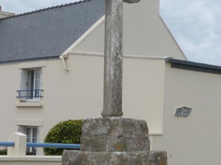 La croix de Penn-ar-Ruguel