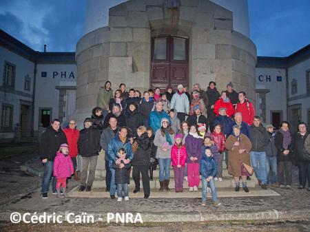 Les 150 ans du phare du Créac'h