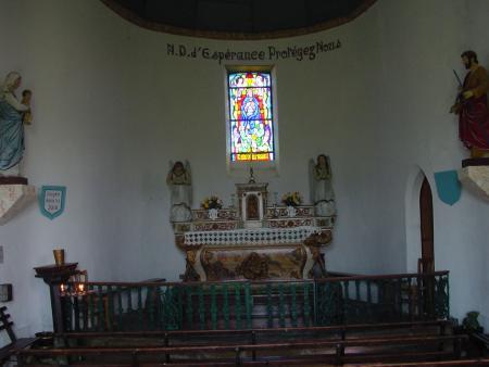 La chapelle Notre Dame de Bonne Espérance