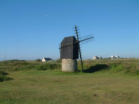 Le moulin de Karaes