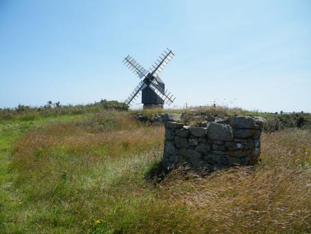 Le moulin de Run Glaz