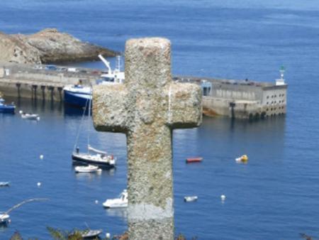 La croix de Porz-Ligoudou