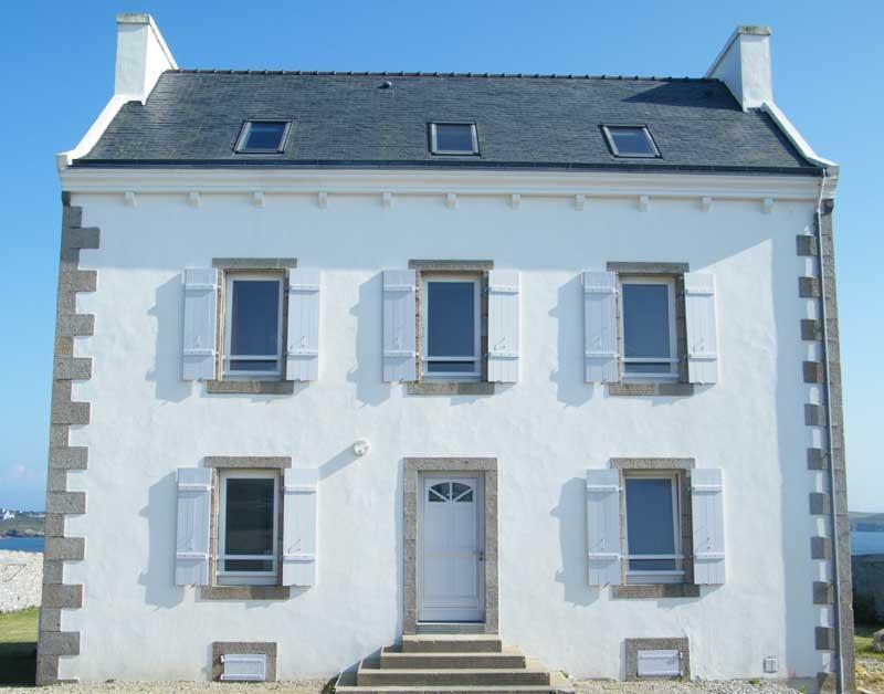 Ouessant Moran / 5 appartements pour 1 à 2 personnes / Loueur Professionnel / Meublé de Tourisme ***