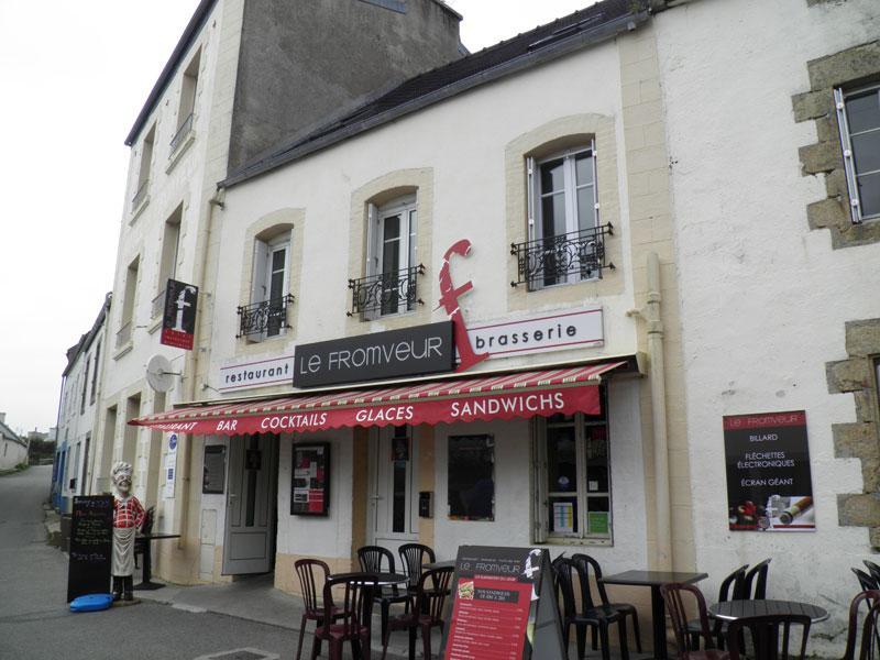 Ouessant Hôtel - Restaurant - Bar Le Fromveur