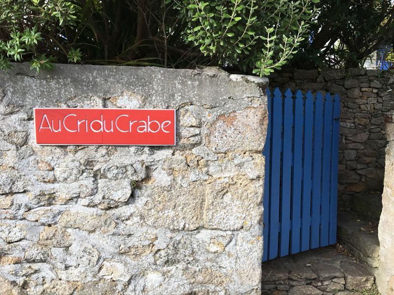 Ouessant Au cri du Crabe / Meublé de Tourisme**